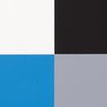 k. untitled (white black grey blue)