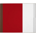 f. Untitled (red/white)