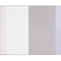 g. Untitled (violet/white)
