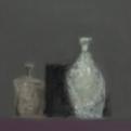 d. Two Sake Bottles